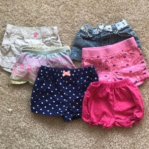 Other - 18 months - 2T lot of girls shorts